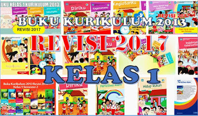 Download Buku K13 Revisi 2017 Semester 2 Kelas 1