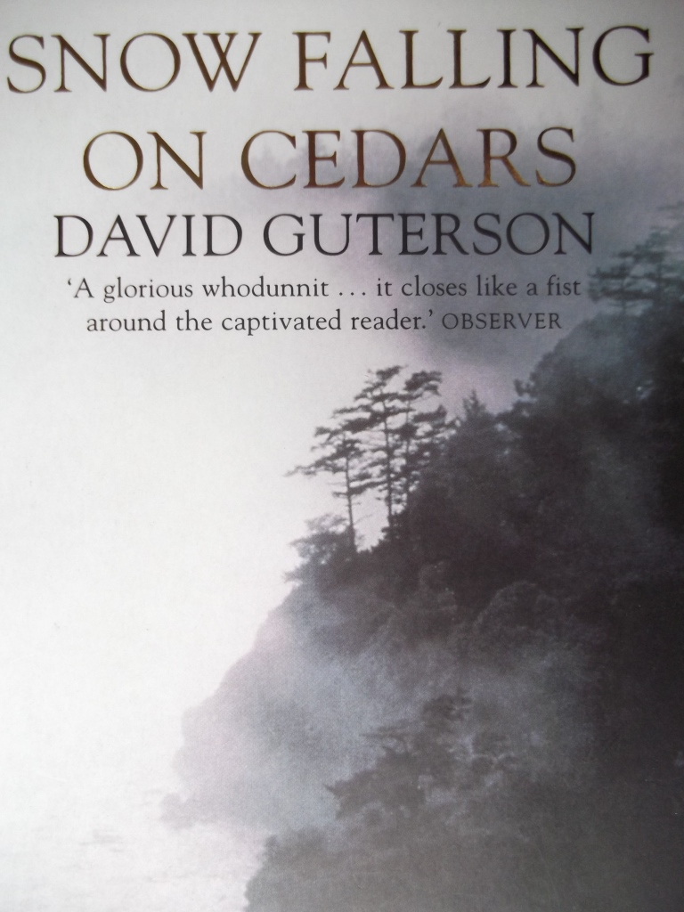 snow falling on cedars Get this from a library snow falling on cedars [david guterson] -- winner of the pen/faulkner award american booksellers association book of the year award san piedro island, north of puget sound, is a place so isolated that no one who lives there can afford to make .