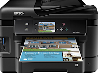 The Epson brand printer that is disseminated worldwide, ranging from business, Government, school, entrepreneurial ventures, Business printing, Photo Printing, invitations and other as his.