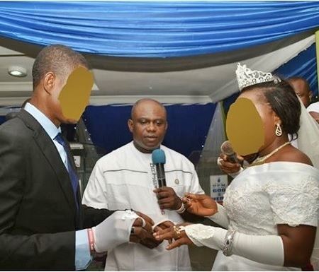 From Brothel to Altar: Former Prostitute Ties the Knot with Her Fiance in Port-Harcourt (Photo)