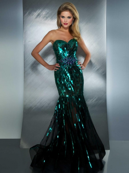 f271cc39848 Prom Dresses by french novelty  Make a Statement With An Elegant ...