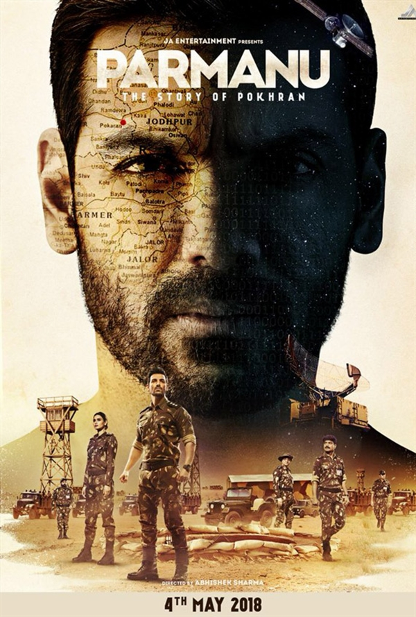 Parmanu The Story Of Pokhran First Look Poster 6