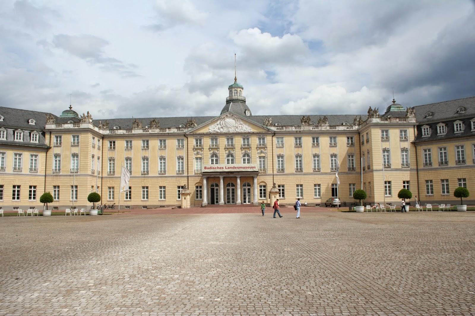 Foto del Palacio de Karlsruhe