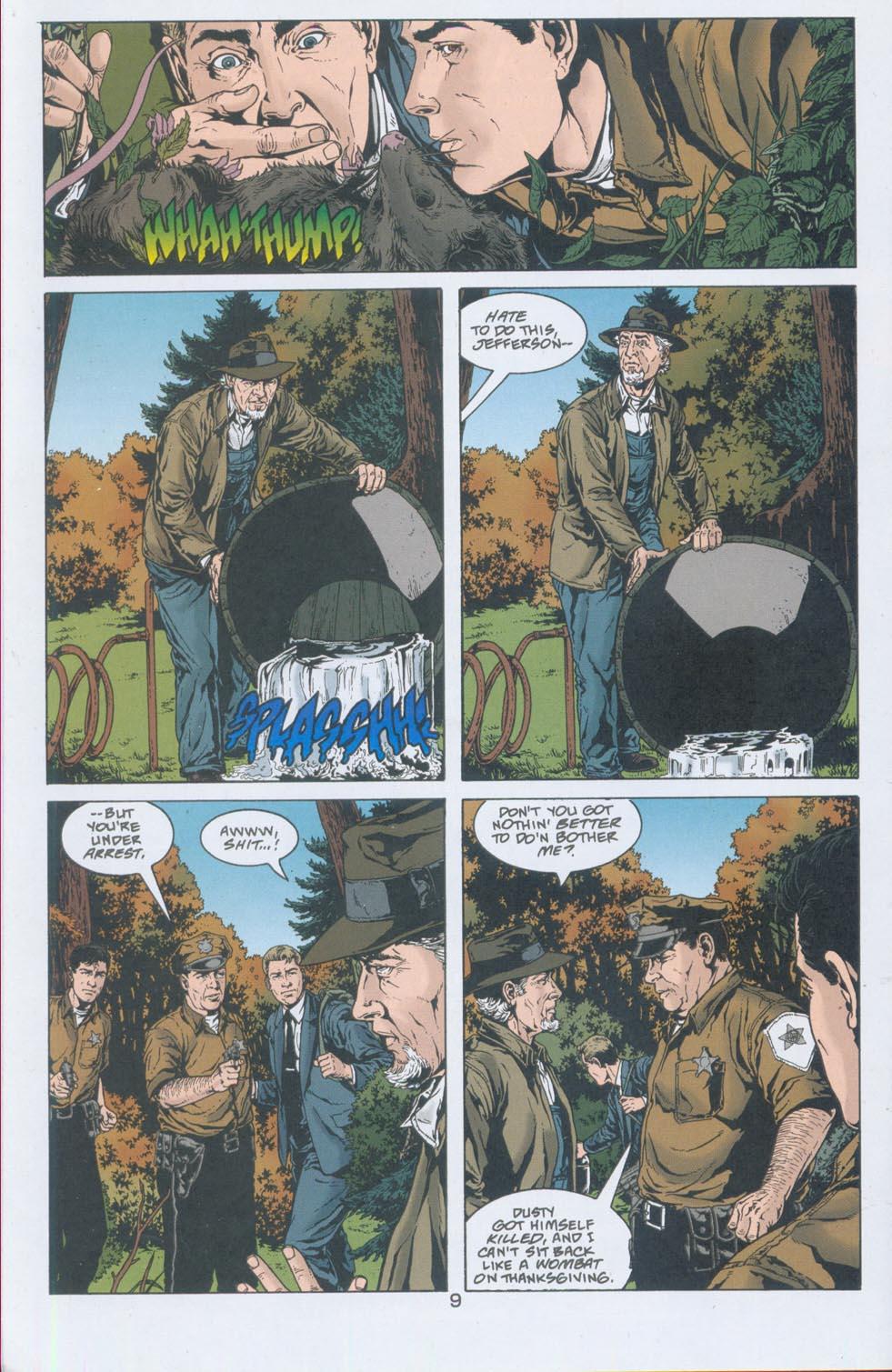 Read online American Century comic -  Issue #11 - 9
