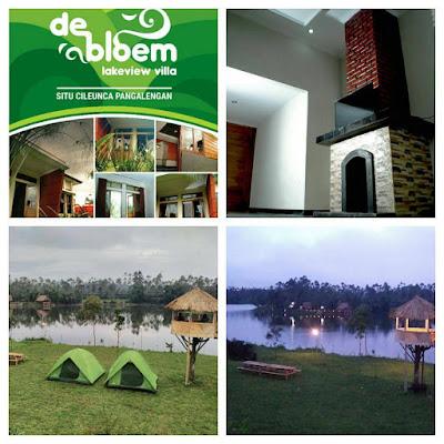 De Bloem - Lakeview Villa, Penginapan di Pangalengan yang Mantap Abizz