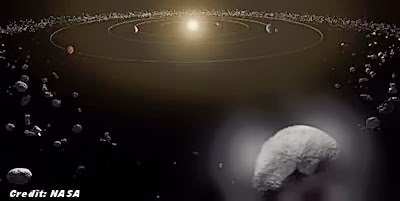 Dwarf Planet Ceres May Host Alien Life