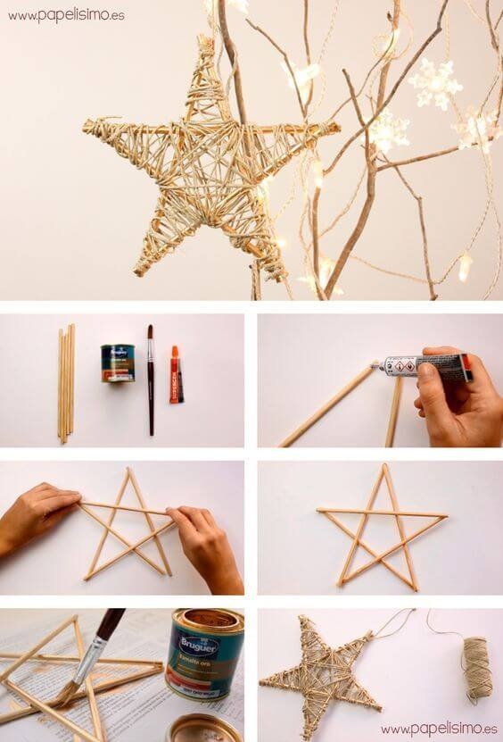 3 Ideias de Decoração de Natal do Pinterest