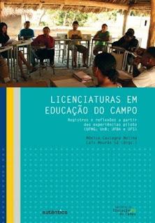 livro Licenciatura Em Educação do Campo