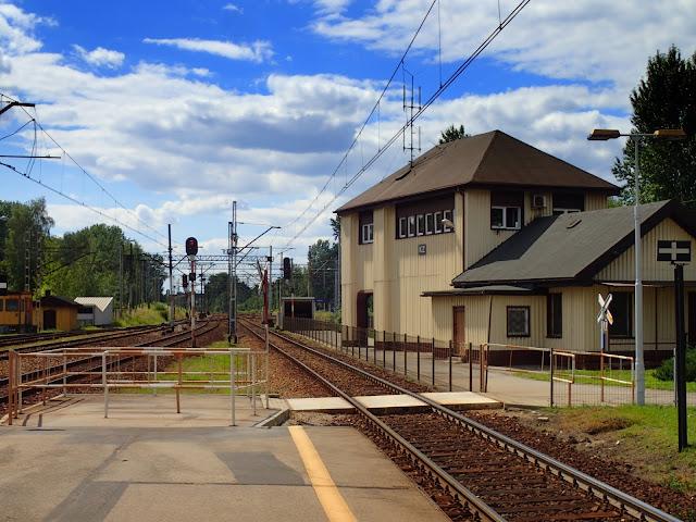 Stacja Katowice Zawodzie