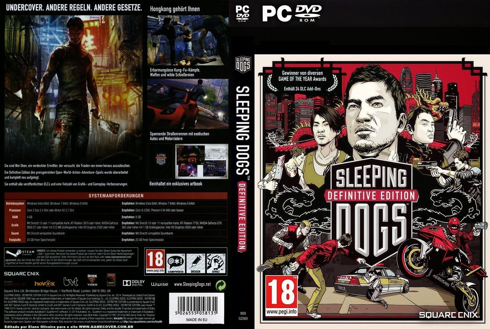 Sleeping dogs definitive edition v1. 00 trainer +9 youtube.