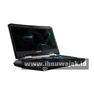 notebook gaming acer predator 21x GX21