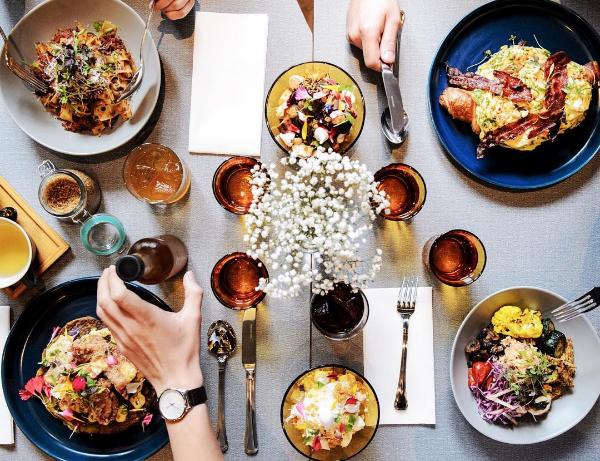 Populus Cafe Instagram