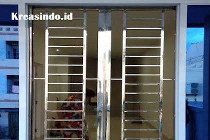 Jasa Pintu Kasa Nyamuk Stainless Steel di Jakarta, Bogor, Depok, Tangerang, Bekasi, Bandung, dan Cirebon