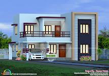 Kerala Home Design Flat Roof