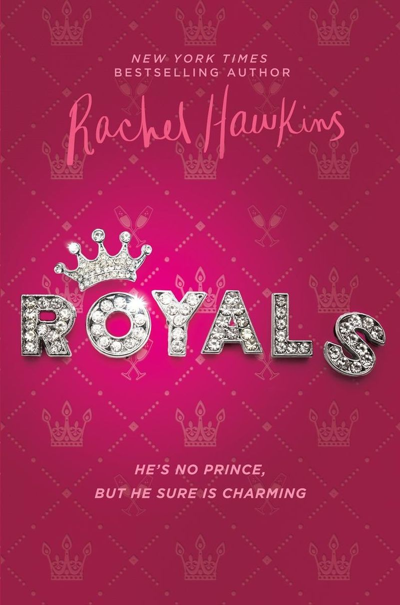25 Books to Read - Summer 2018 - Royals by Rachel Hawkins