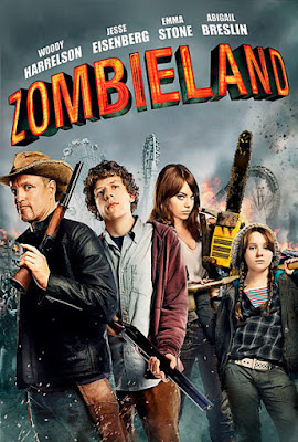 Zombieland 2009 Dual Audio 480p [Hindi - English] BRRip
