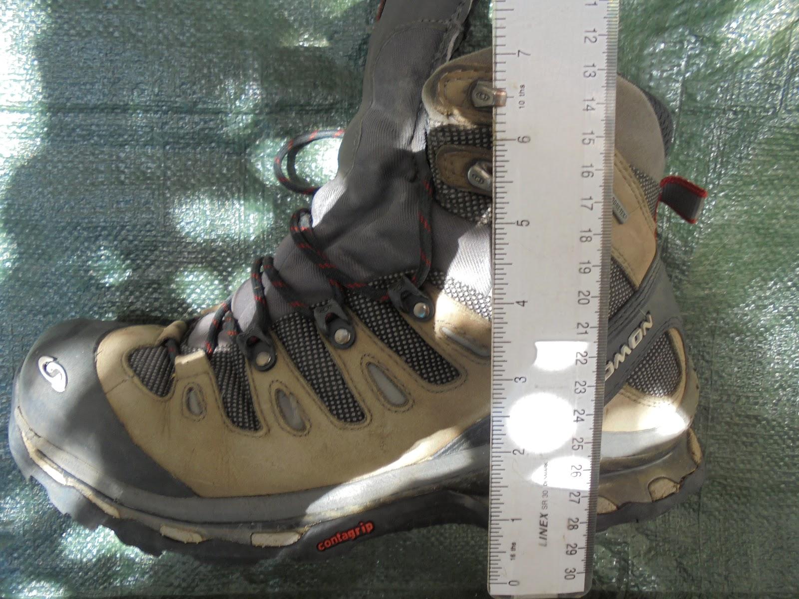 f62831cf1e Μια ημί-άκαμπτη μπότα στις 7 ίντσες.