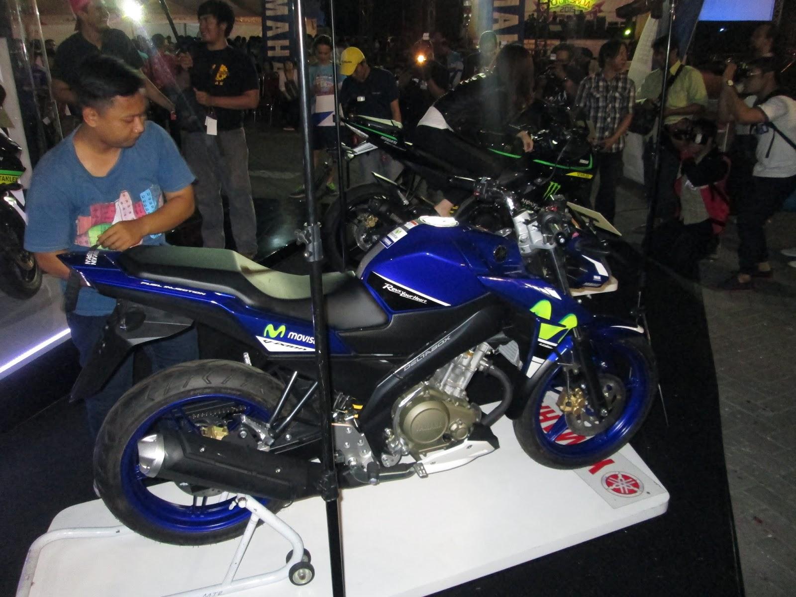 Modifikasi Vixion Bandung Terlengkap Sound Modif
