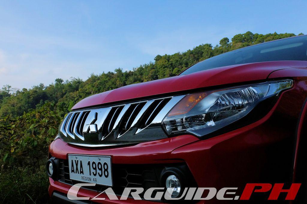 First Drive 2015 Mitsubishi Strada Glx V A T Philippine