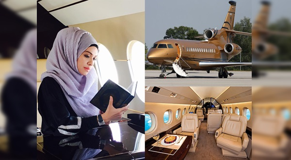 (Video) Bekas Johan Tilawah Ajar Mengaji Dalam Jet RM33,000 Sejam
