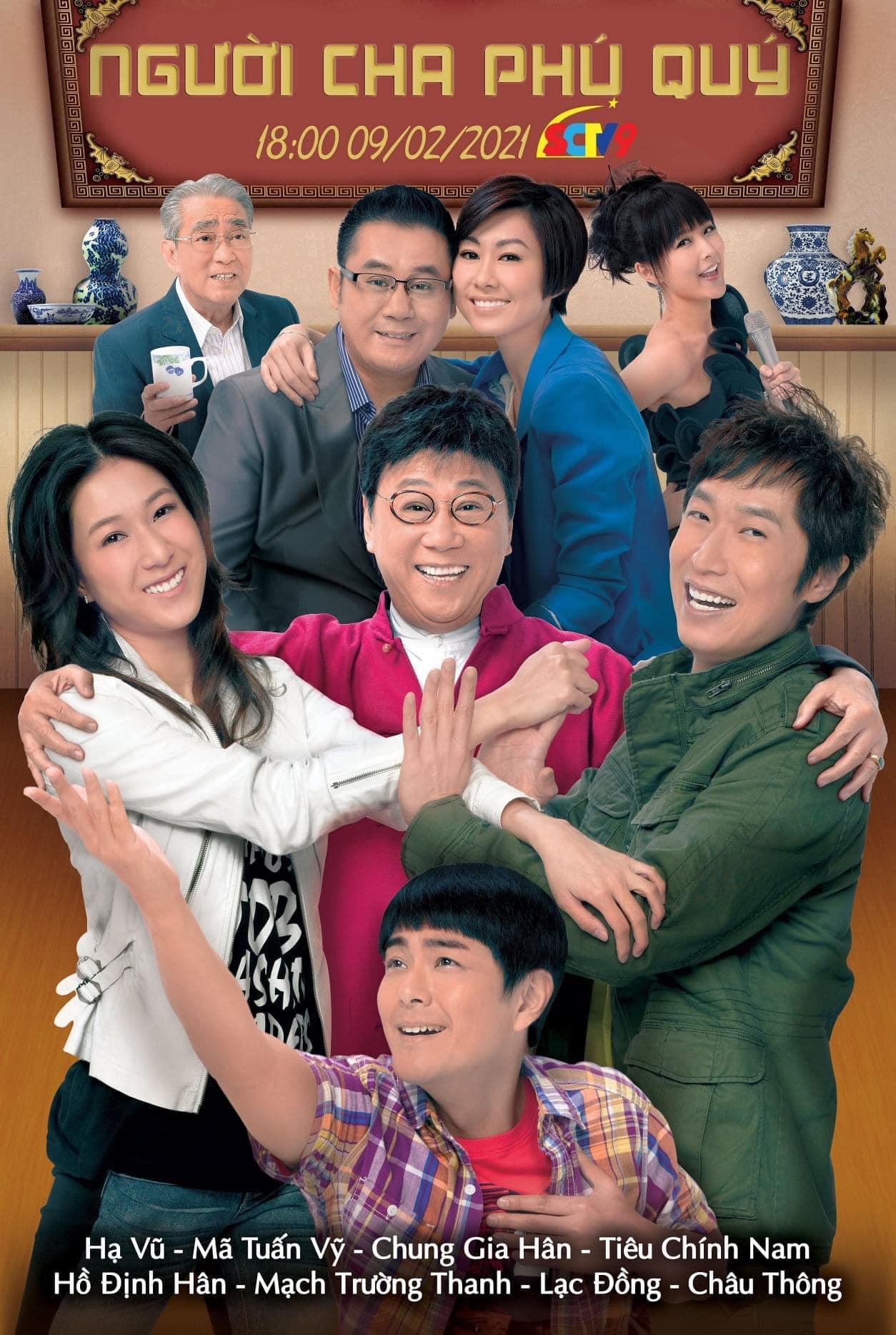Người Cha Phú Quý - SCTV9 (2021)