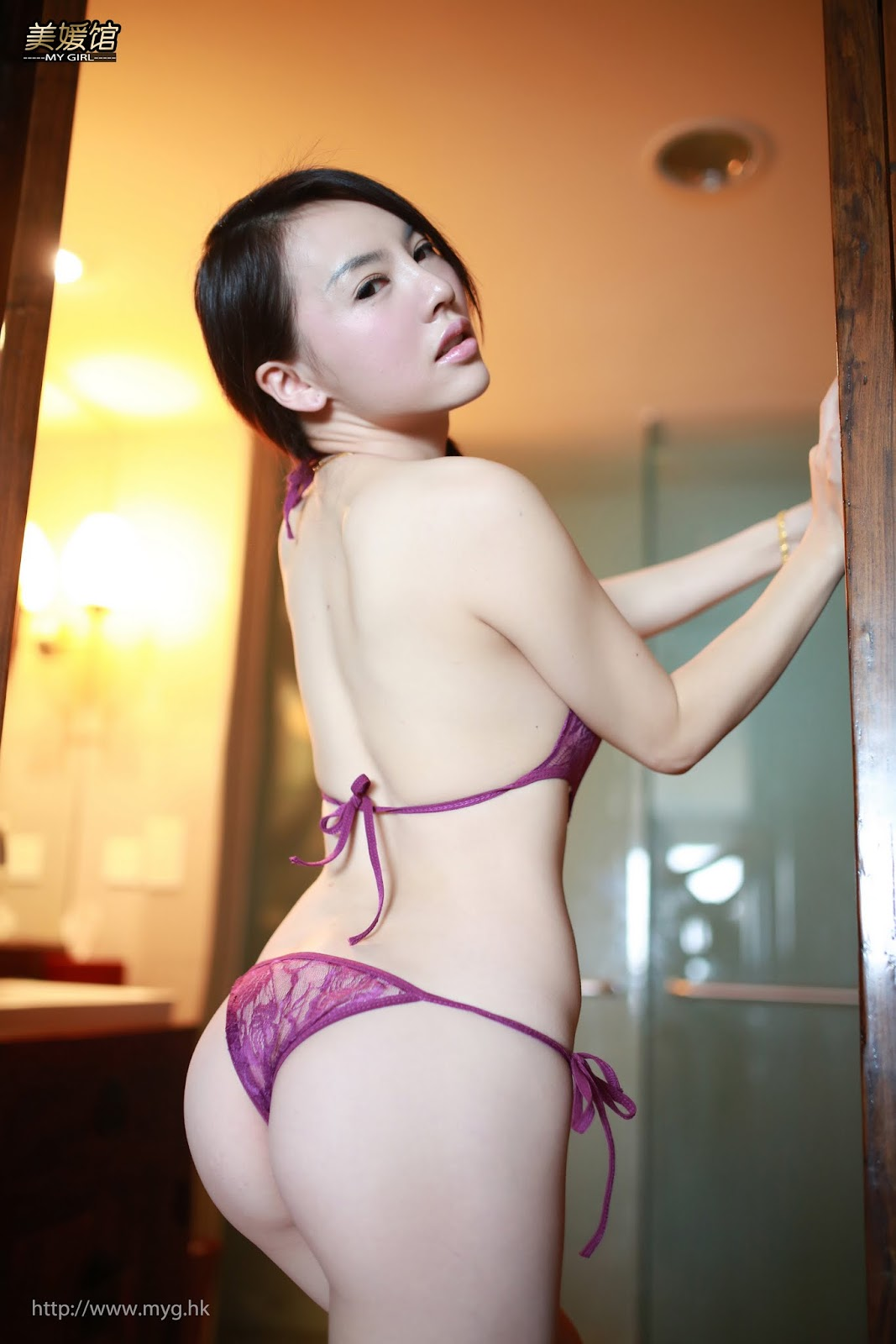 660A1495 - MYGIRL NO.27 Photo Nude Hot