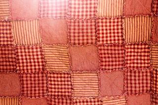 Ein Quilt für Anfänger: Der Ragtime-Quilt