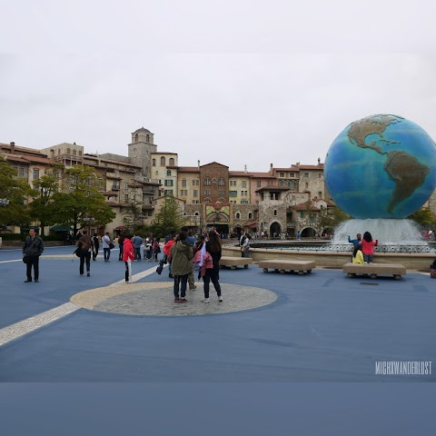 DisneySea: Birthday Edition
