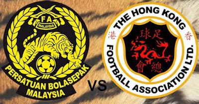 Live Streaming Malaysia vs Hong Kong Kelayakan Piala Asia 2019