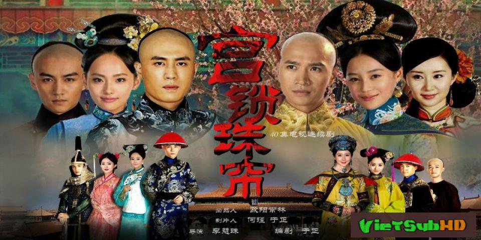 Phim Cung-tỏa Châu Liêm Hoàn tất (32/32) Lồng tiếng HD | Palace 2 2012