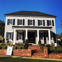 Residential Gutter Installation by ABS Insulating, Charlotte NC