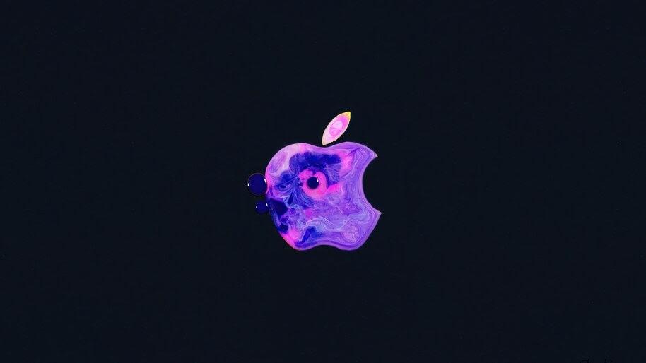 iPhone 12, Apple, Logo, 4K, #6.2179