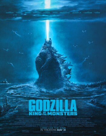 Godzilla King of the Monsters (2019) Dual Audio Hindi 720p WEB-DL Movie Download
