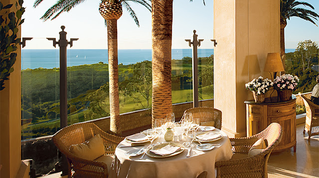 Restaurante Andrea at Pelican Hill em Newport Beach