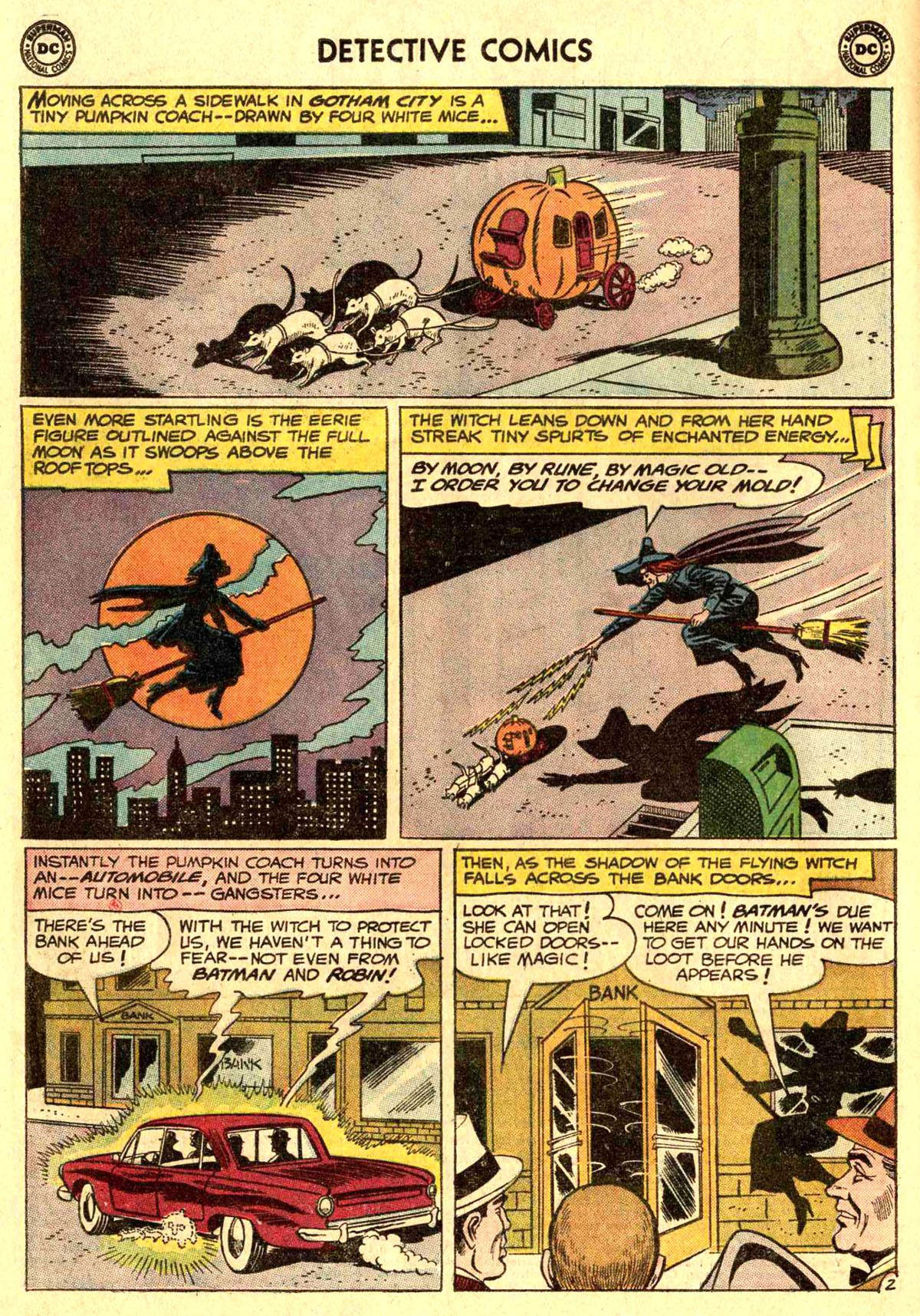 Detective Comics (1937) 336 Page 3