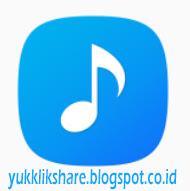 Musik Player Bawaan Samsung