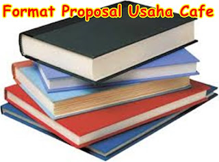 Format Proposal Usaha Cafe