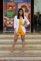 Parineeti Chopra with Ayushmann Khurrana at the Launch of Trailer of Meri Pyaari Bindu 013.JPG