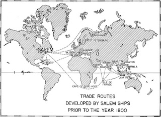 The East India Traders of Old Salem
