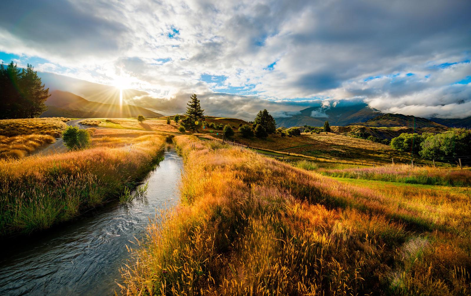 Новая зеландия Hd: 39 Atemberaubende Landschaft-Aufnahmen