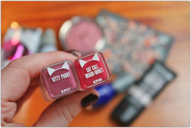 Katy Perry covergirl lipsticks