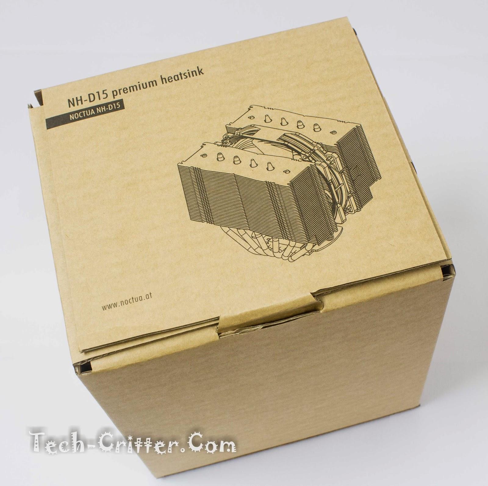 Unboxing & Review: Noctua NH-D15 98