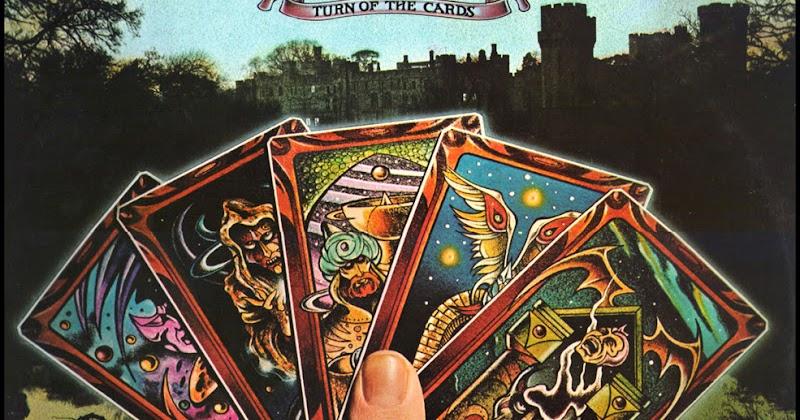 Rockasteria Renaissance Turn Of The Cards 1974 Uk