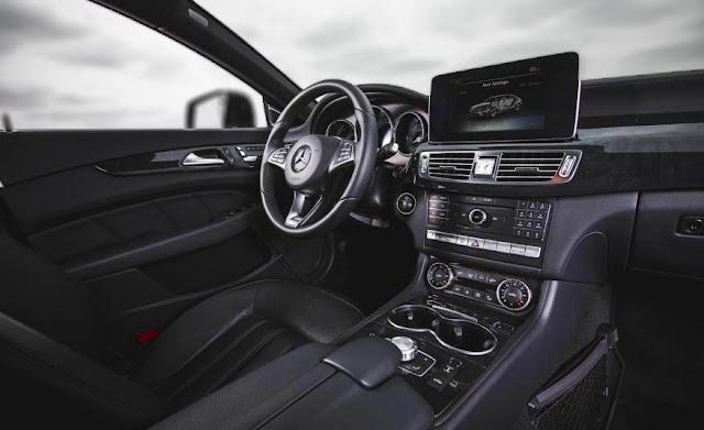 Nội thất Mercedes CLS 400 2017 được thiết kế thể thao nhưng không kém phần sang trọng và đẳng cấp