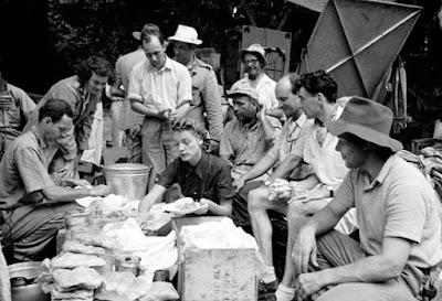Lauren Bacall detrás de las cámaras