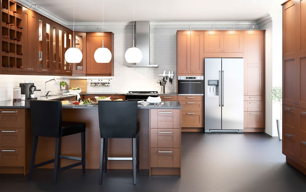 Hog Wild Home: Choosing Cabinets: The Perfect Kitchen For