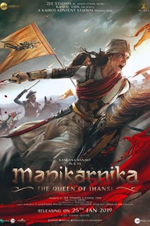 Manikarnika The Queen of Jhansi 2019 Full Movie Free Download