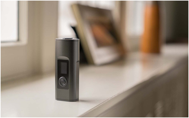 A Close Look At The Arizer Solo Vaporizer Parts