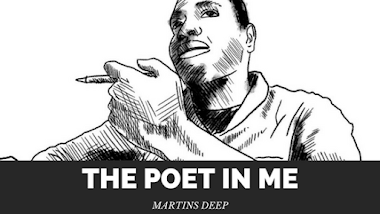 Featured Poem: The Poet In Me -by Martins Deep