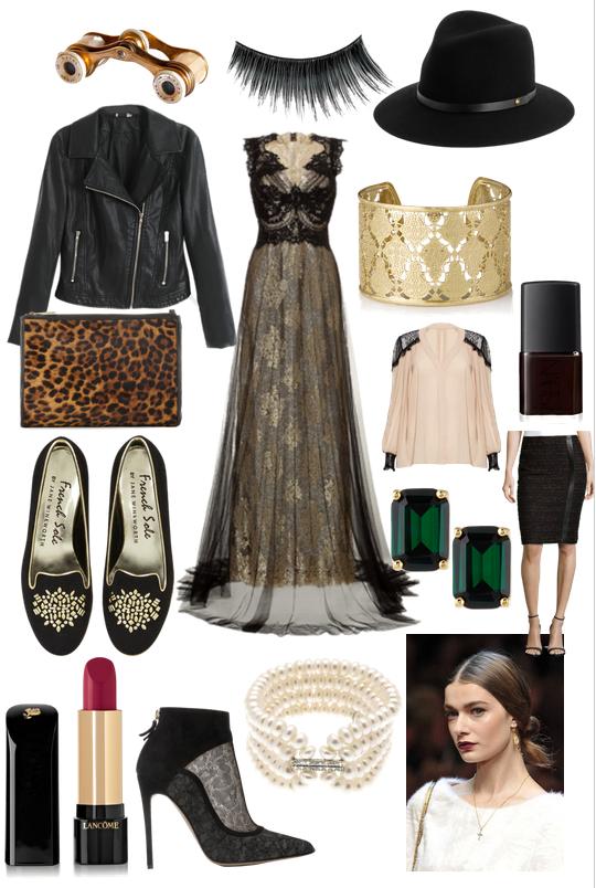 Seville Fashion: Seattle Opera Blog: Stylish Seville: Fashion Inspiration